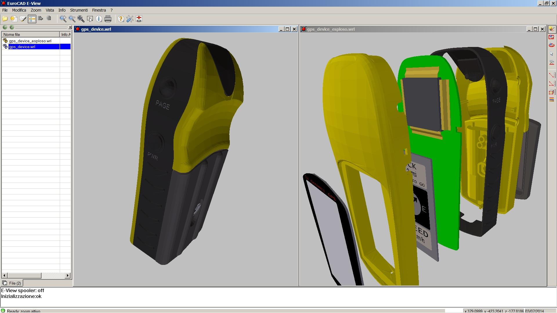 E-View VRML