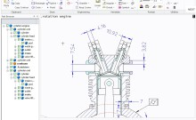 PTC Creo Elements /Direct Drafting