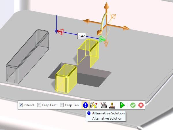 PTC Creo Elements /Direct Modeling